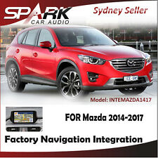 CP FACTORY NAVIGATION GPS INTEGRATION SYSTEMS FOR MAZDA CX-4 CX-5 CX-9 2014-2017