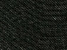 "60"" Wide - Black Burlap Fabric - Sold By The Yard"