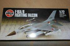 AIRFIX 1:72 F-16A/B FIGHTING FALCON ROYAL NETHERLANDS AIR FORCE & USAF