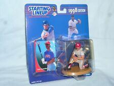 Juan Gonzalez MLB STARTING LINEUP Texas Rangers ACTION FIGURE 1998 Edition NIP