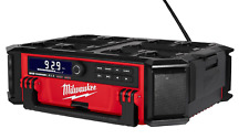 MILWAUKEE M18 fuel  PACKOUT RADIO AND CHARGER
