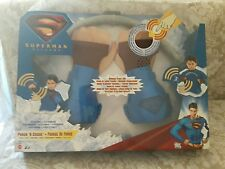superman GUANTI PUNCH' N CRUSH MATTEL carnevale pugni gloves halloween