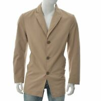 Tiger of Sweden Men's Three-Button Perry Blazer Casual Chino Sport Coat Size 52