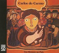 Carlos Do Carmo - Um Homem No Pais [New CD] Portugal - Import