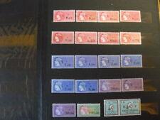 FRANCE LOT DE TIMBRES FISCAUX  LOT NEUFS LUXES **  FACIALE 244,50 F / 37,27€
