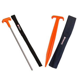 Peter Lynn - Kite Stake for ground or sand. Plastic or Metal -  with Case