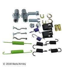 Parking Brake Hardware Kit Beck/Arnley 084-1691