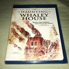 The Haunting of Whaley House  Blu-ray Disc NEW True Events Horror Movie