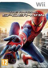Nintendo Wii The Amazing Spider-Man (BRAND NEW & SEALED)