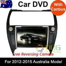 "8"" Car DVD GPS Navigation Stereo Player Hear Unit For Toyota  CAMRY 2012-2016"