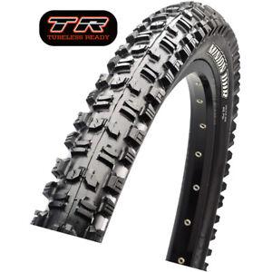 "Maxxis Minion DHR II 24 x 2.3"" 60 TPI Folding Mountain Bike Tyre"