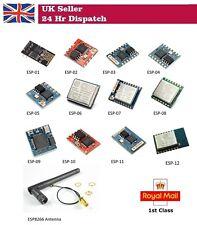 ESP8266 Remote Serial Port WIFI Transceiver Wireless Modules ESP-01 to ESP-12F