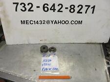 Pexto 622 + 544 Bead Roll Roper Whitney Forming Roll Dies 622