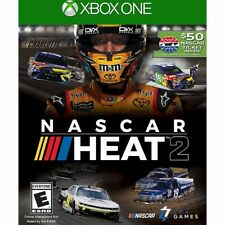Pre-order New NASCAR Heat 2 II Two Standard Edition XBOX One XB1 S 2017