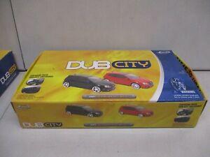 4 Jada Dub City 2007 Volkswagen Golf MK5 GTI 1/24 Lot 1