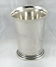 Tiffany & Co Sterling Mint Julep 25164 - 3 5/8""