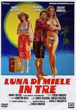 Dvd LUNA DI MIELE IN TRE - (1976) ***Renato Pozzetto/Stefania Casini*** ...NUOVO