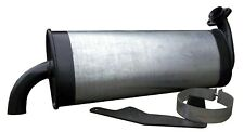 Smart Car Exhaust - Muffler for SMART Diesel 0.8 - 1998 - 2004 (450) eco