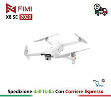 FIMI X8 SE 2020 8KM FPV 3 assi Gimbal 4K 12M Camera 35 min 65km/h Drone Xiaomi