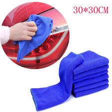 10 Pcs Large Microfibre Cleaner Auto Car Detailing Soft Cloths Wash Towel Duster