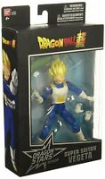 Bandai Dragon Ball Stars Super Saiyan Vegeta Action Figure (Series 1)