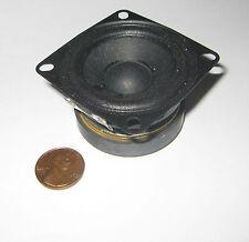 """Gento Wide Range Speaker - 4ohm, 5W - 2.05"""" x 1.2"""" (53mm x 31mm) 5 Watt 16khz w"""