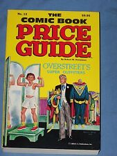 OVERSTREET COMIC BOOK PRICE GUIDE #12, 1982, SC, ALFRED NEUMAN COVER, Fine