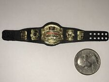 WWE Mattel Elite WCW Cruiserweight Championship Title Belt Accessory For Toy