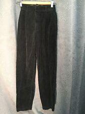 Boys Jason Scott Imp Originals Black Corduroy Dress Pants Size 14 USA made