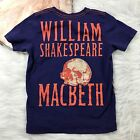 Peek Boys 5 6 William Shakespeare Macbeth Something Wicked This Way Come T Shirt