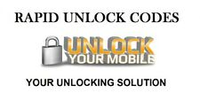 PUK & Network UNLOCK CODE Samsung Galaxy S10 S9 S8 S7 Edge S6 Edge Plus S6 S5