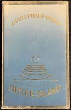 JAMES PHILLIP MINER Outer Island Cassette Loner PINA Electronic Folk Fusion RARE