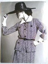 PHOTO DE MODE ORIGINALE MADELEINE DE RAUCH PRINTEMPS ETE 1973 (14)