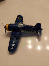 Vintage 1985 Tonka Bandai Gobots Bent Wing Corsair Fighter Plane Figure Cool