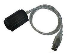 """Adattatore da USB 2.0 a IDE / SATA  2.5"""" 3.5"""" CD DVD"""