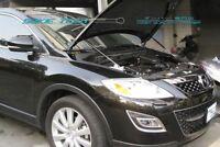 10-13 Mazda CX9 CX-9 Classic Luxury Grand Touring Black Bonnet Hood Damper Kit