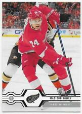 2019-20 Upper Deck #279 Madison Bowey - Detroit Red Wings