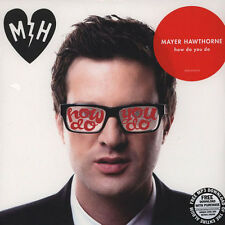 Mayer Hawthorne ‎– How Do You Do Vinyl LP NEW Inc MP3 Download and Gatefold