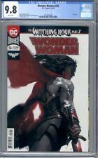 Wonder Woman #56  Yasmine Putri Foil Cover  DC Comics  1st Print CGC 9.8