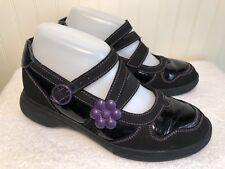Heely's Mary Jane Roller Skate Shoes 7877 Us Youth 5 Women's 6 U.K 4 Black Purpl
