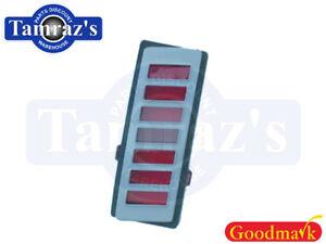 70-72 Chevelle Rear Side Marker Lamp New LH Goodmark GMK403362570LS
