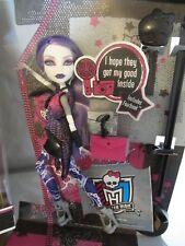 """Monster High Doll, """"Spectra Vondergeist"""" BRAND NEW IN ORGINAL BOX"""