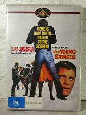 Burt Lancaster MOVIE - The Young Savages - DVD - 1961 - Shelley Winters - REG 4