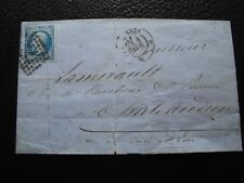 FRANCE - enveloppe 1863 (B15) french