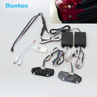 Wireless Bluetooth RGBW DRL Boards Multi-Color Light For 2013-2014 Ford Mustang