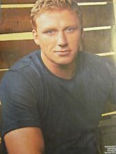 Kevin McKidd, Grey's Anatomy, Full Page Pinup