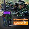 BaoFeng UV-5R 136-174/400-520MHz Dual-Band FM 5R Ham 2 Way Radio Walkie Talkie