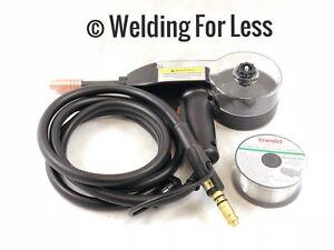 SALE! Arc Union Mig spool gun SL-100 fits select lincoln welders