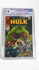 Tales to Astonish 101 C1 CGC 7.0 LAST ISSUE! Hulk Immortals Submariner KIRBY!