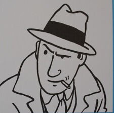 Herge (by) - Tintin Characters (10) - 3 Lithographs Exlibris #2011